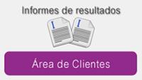 Acceso Clientes: Informes de resultados